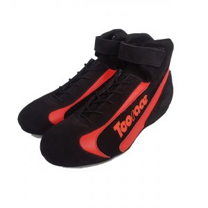 TRB1 Boots_BlackRed