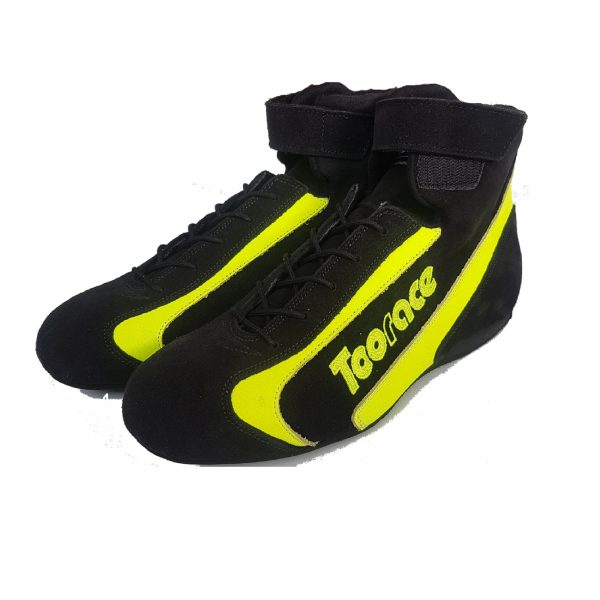 TRB1 Boots_BlackYellow