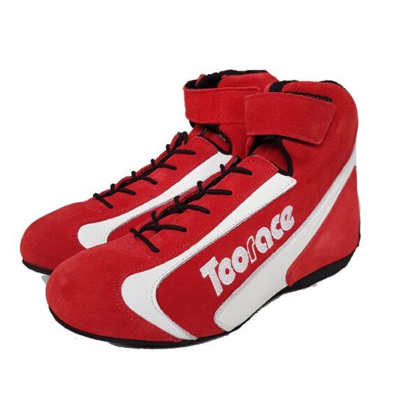 TRB1 Boots_RedWhite